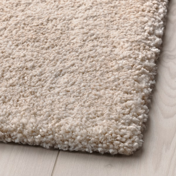Stoense Rug Low Pile Off White