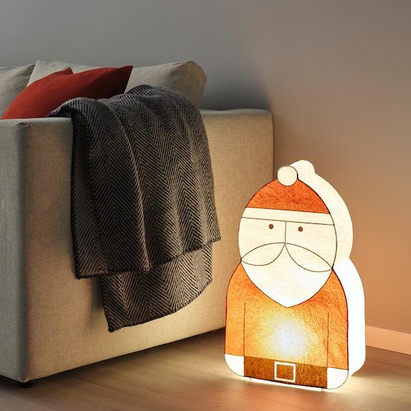STRÅLA LED decoration lighting, Santa Claus
