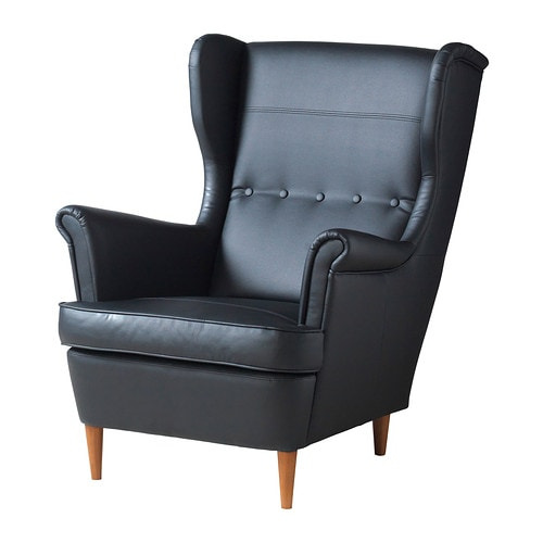 Strandmon Wing Chair Ikea