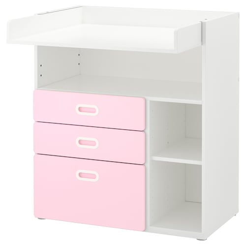 IKEA STUVA / FRITIDS Changing table with drawers