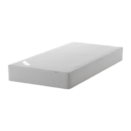 SULTAN AUKRA Mattress base IKEA The springs provide support for your body.