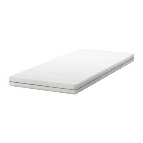 Polyurethane Foam Mattress : Ikea affordable swedish home furniture