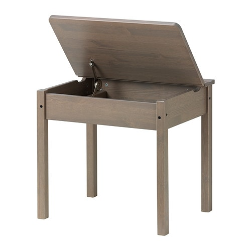 sundvik children 39 s desk grey brown ikea