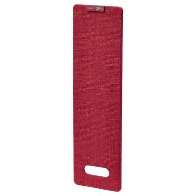 SYMFONISK Front for bookshelf speaker, red