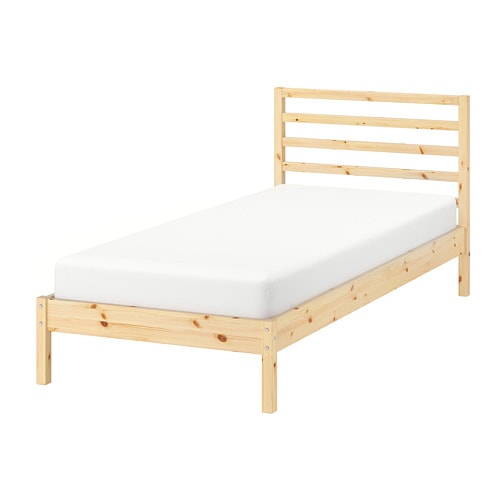 tarva bed frame l nset ikea. Black Bedroom Furniture Sets. Home Design Ideas