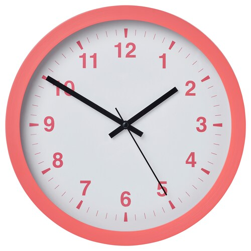 IKEA TJALLA Wall clock