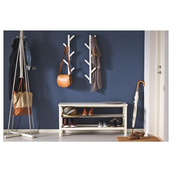 TJUSIG Hanger, white, 78 cm