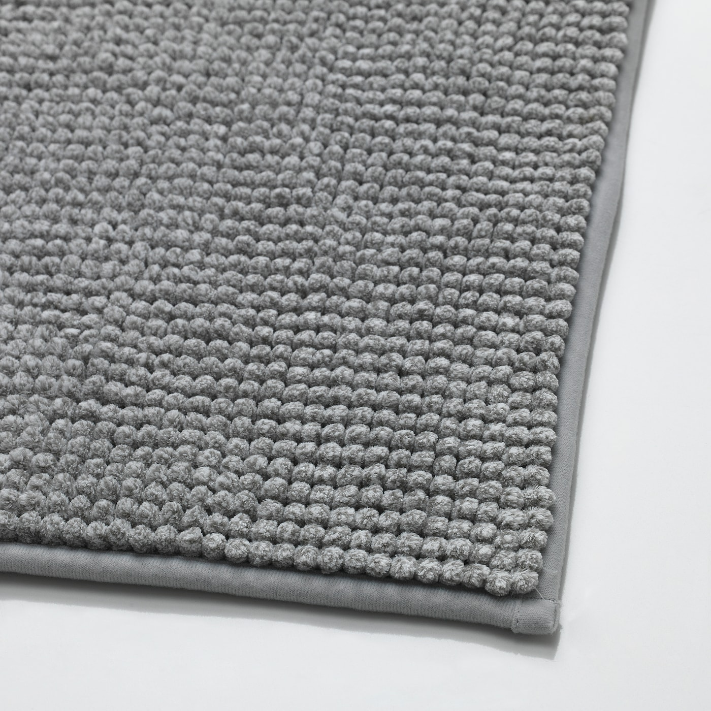 Toftbo Bath Mat Grey White Melange Get It Here Ikea