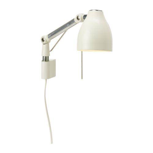 tr l wall lamp ikea. Black Bedroom Furniture Sets. Home Design Ideas