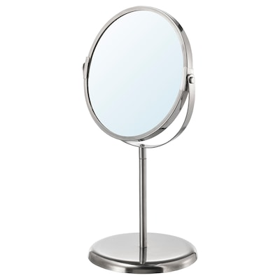 TRENSUM Mirror, stainless steel