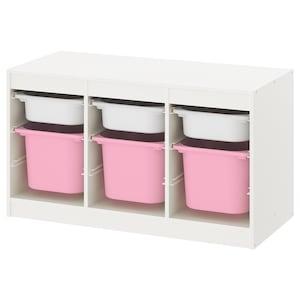 Colour: White white/pink.