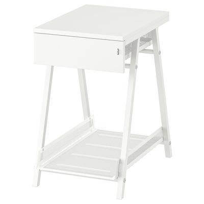 TROTTEN Drawer unit, white, 34x56 cm