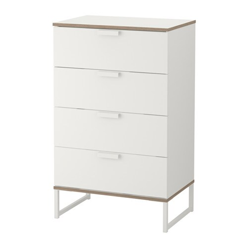 Kitchen Island Ikea Thailand ~ trysil chest of drawers white 0445325 PE595733 S4 JPG