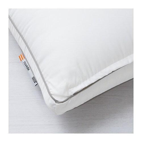 tuvrÖr memory foam pillow  ikea