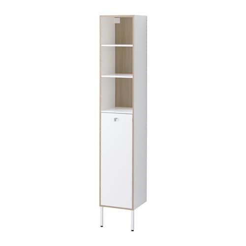 laundry cabinet ikea suitable for a smaller bathroom as the cabinet
