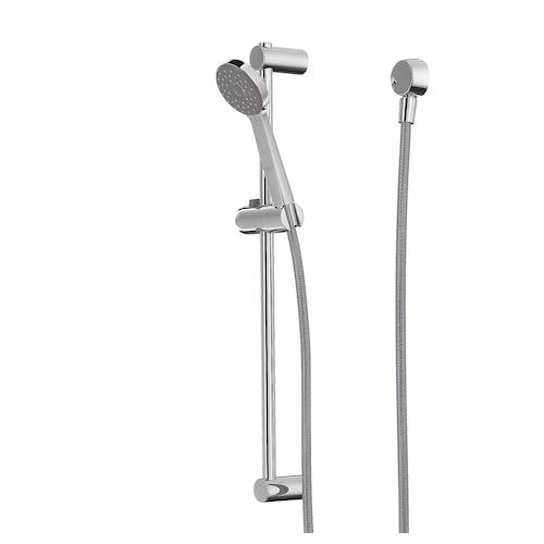 IKEA VALLAMOSSE Riser rail w handshower/wall outlet