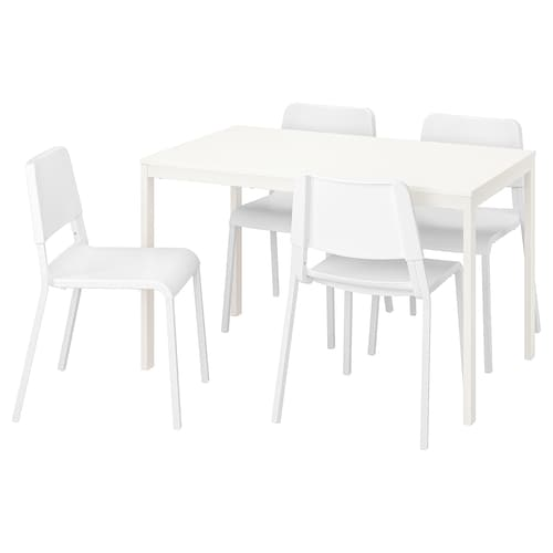 IKEA VANGSTA / TEODORES Table and 4 chairs
