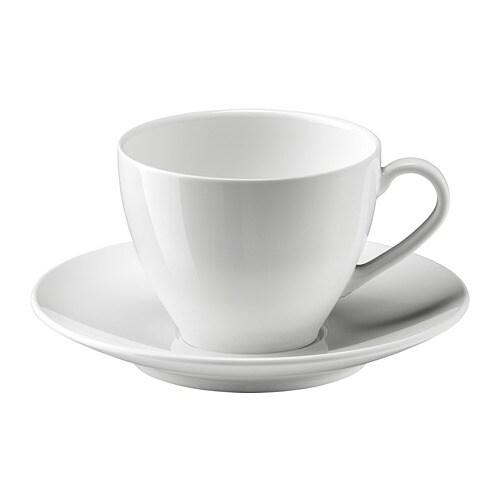 V 196 Rdera Coffee Cup And Saucer Ikea