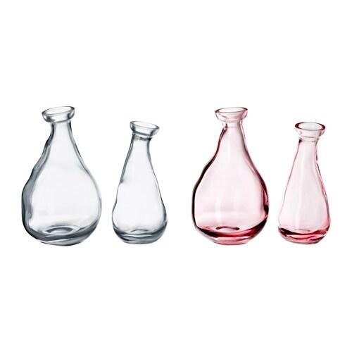 V Rvind Vase Set Of 2 Ikea