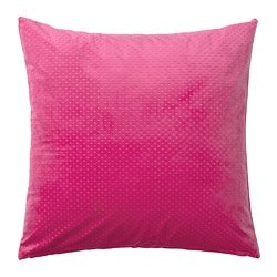 VENCHE cushion cover, bright pink