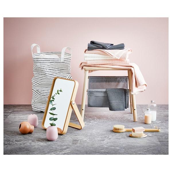 VILTO storage stool birch 48 cm 30 cm 45 cm 100 kg
