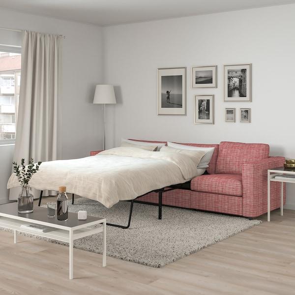 VIMLE 3 seat sofa bed   Dalstorp multicolour   IKEA