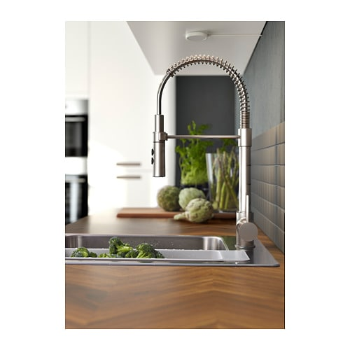 VIMMERN Kitchen mixer tap/handspray IKEA 10 year guarantee.   Read about the terms in the guarantee brochure.