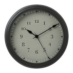VISCHAN wall clock