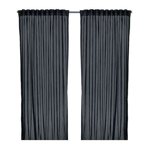 Blackout Curtains blackout curtains australia : Curtain - Living Room & Bedroom Curtains - IKEA