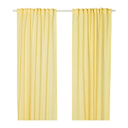 VIVAN Curtains 1 Pair
