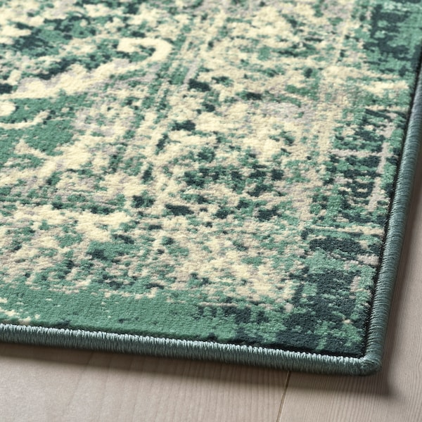 VonsbÄk Rug Low Pile Green