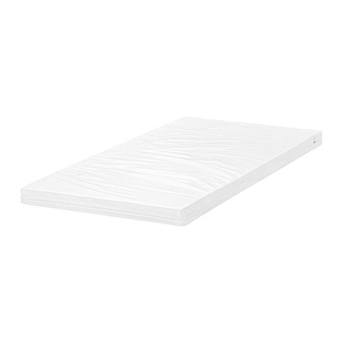VYSSA SLAPPNA Mattress for junior bed IKEA The cover can be machine washed which helps keep a hygienic sleeping environment for your child.