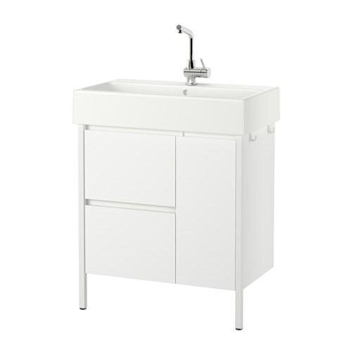 YDDINGEN Wash-stand with 2 drawers/1 door - IKEA