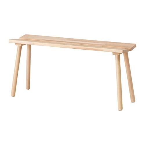 Interior Ikeaikea ypperlig bench beech ikea beech