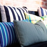 Go to outdoor cushions