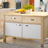 Free-standing kitchen units
