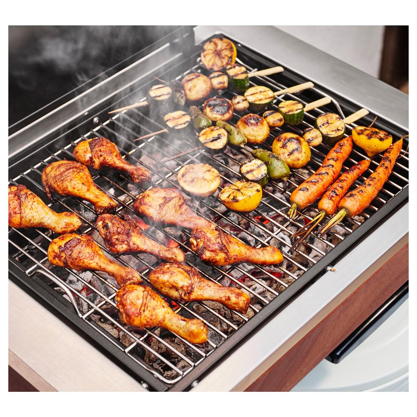 pplar klasen barbecue au charbon teint brun ikea. Black Bedroom Furniture Sets. Home Design Ideas