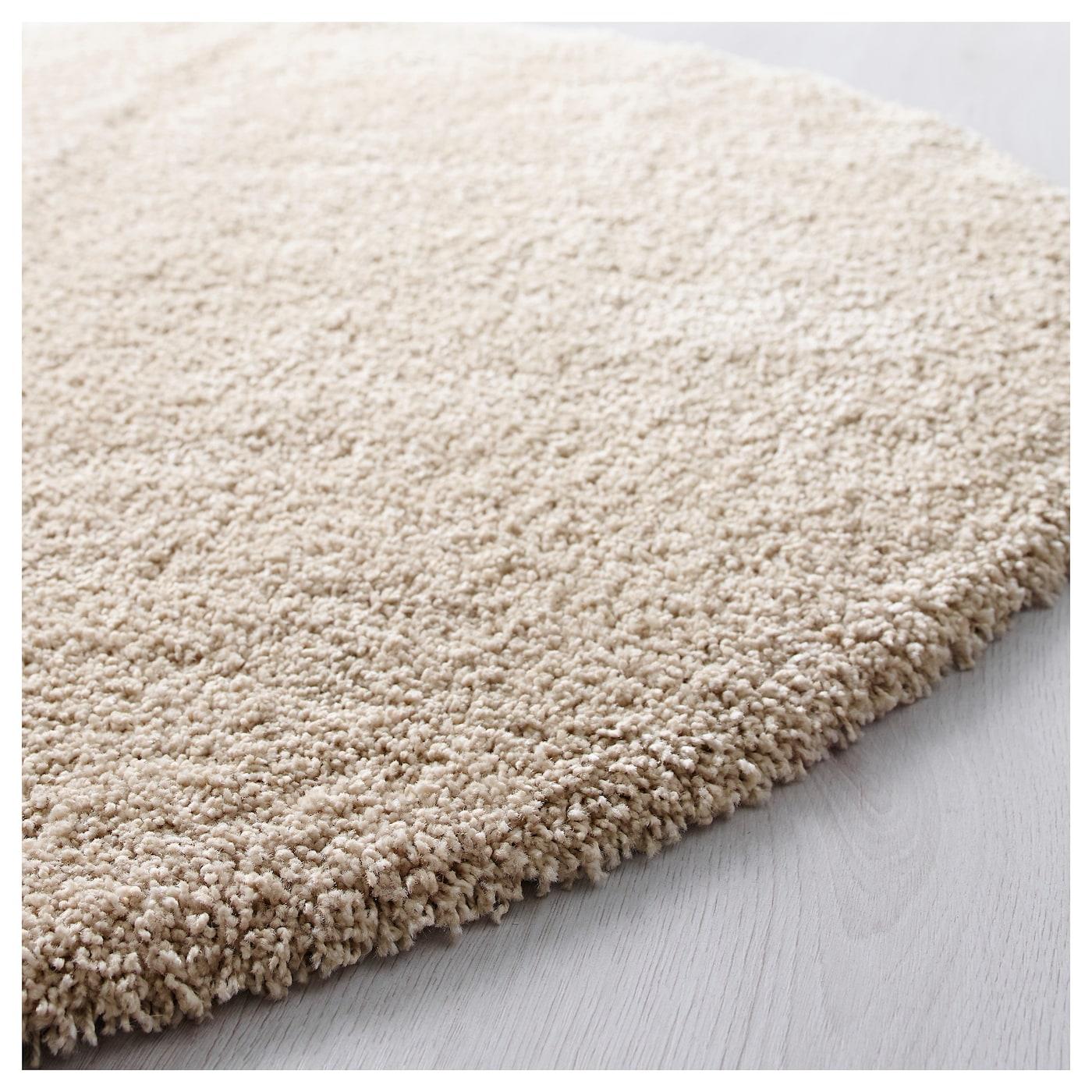 dum tapis poils hauts blanc cass 195 cm ikea. Black Bedroom Furniture Sets. Home Design Ideas