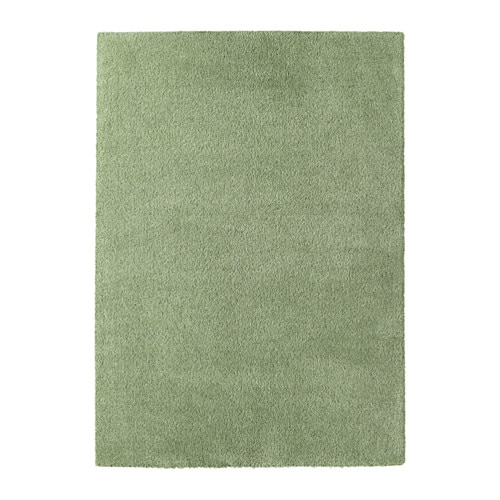 dum tapis poils hauts vert clair 170 x 240 cm ikea. Black Bedroom Furniture Sets. Home Design Ideas