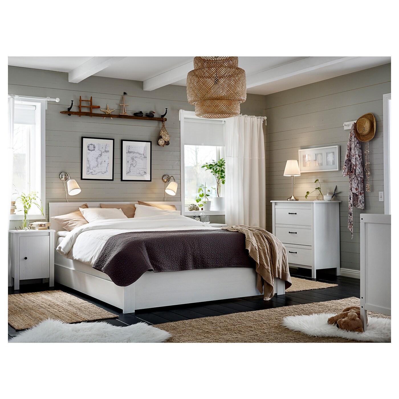 rstid applique nickel blanc ikea. Black Bedroom Furniture Sets. Home Design Ideas