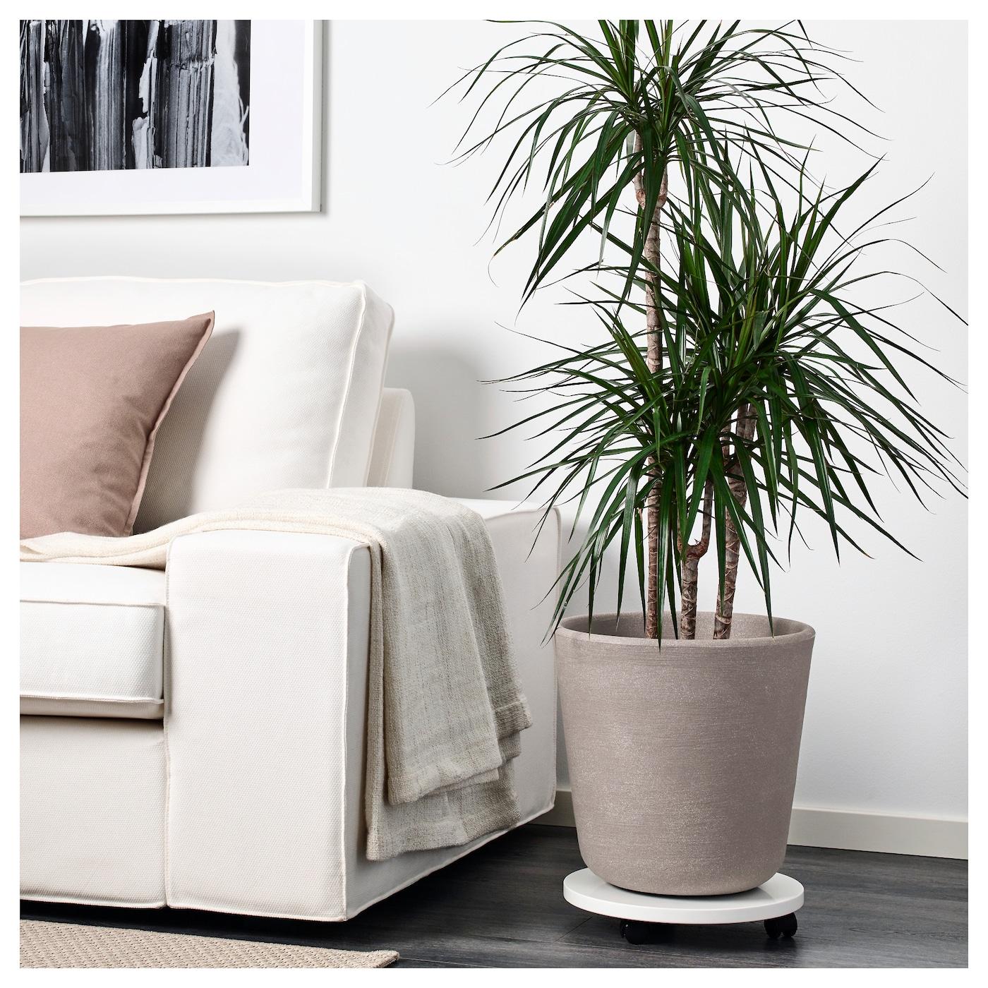 stlig cache pot int rieur ext rieur beige 30 cm ikea. Black Bedroom Furniture Sets. Home Design Ideas