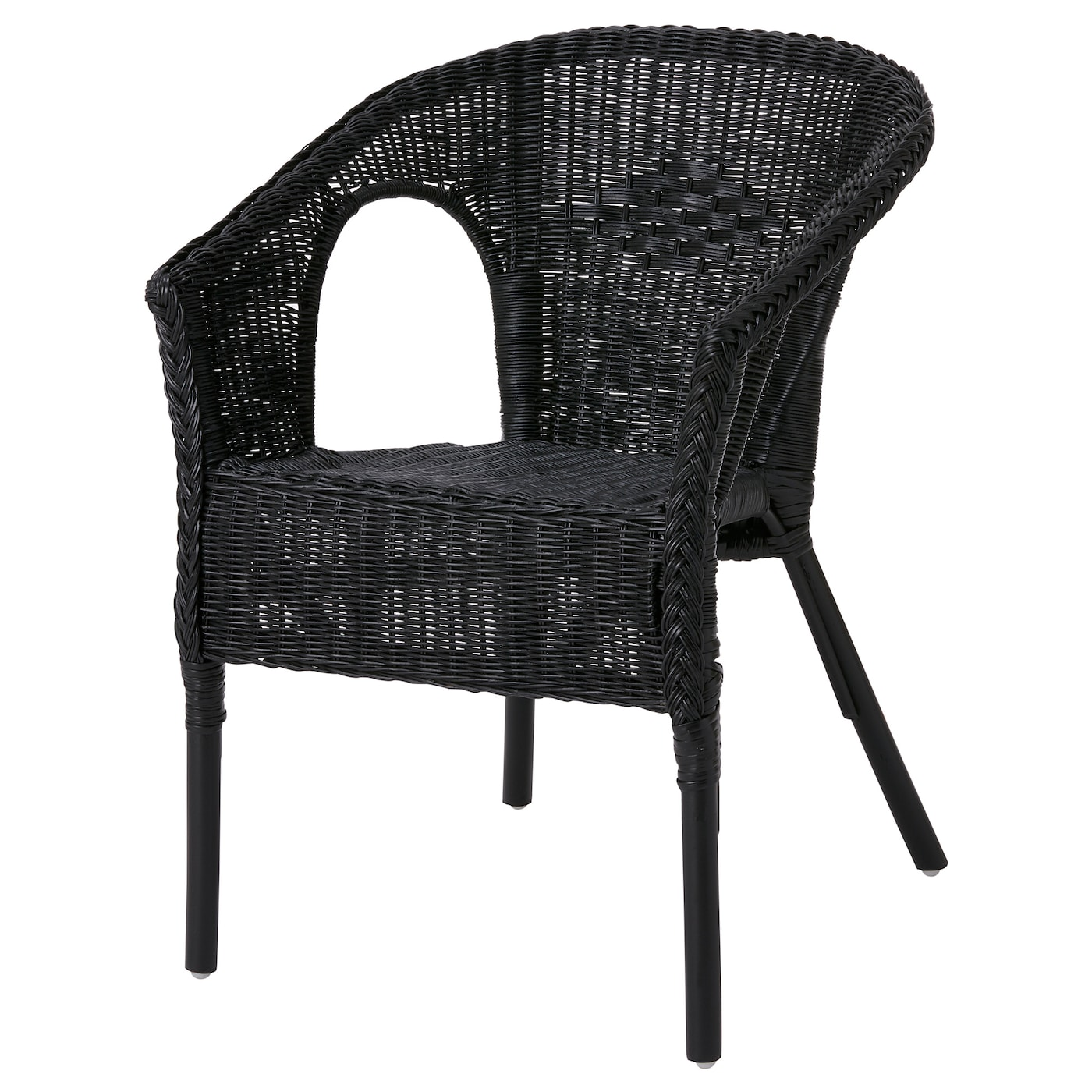 fauteuil rotin chaise en rotin ikea. Black Bedroom Furniture Sets. Home Design Ideas