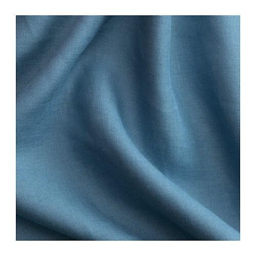 AINA Rideaux, 1 paire Bleu 145 x 300 cm - IKEA