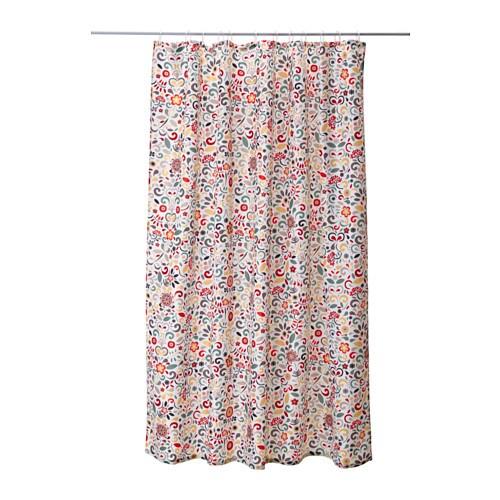 Kerkulla rideau de douche ikea for Rideau de douche tissu impermeable