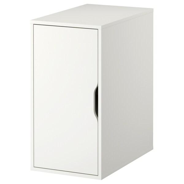 ALEX rangement blanc 36 cm 58 cm 70 cm
