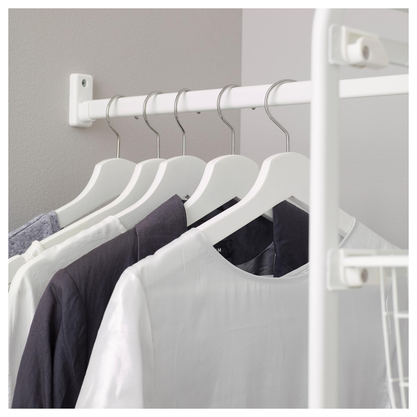 algot tringle pour structure blanc 40 60 cm ikea. Black Bedroom Furniture Sets. Home Design Ideas