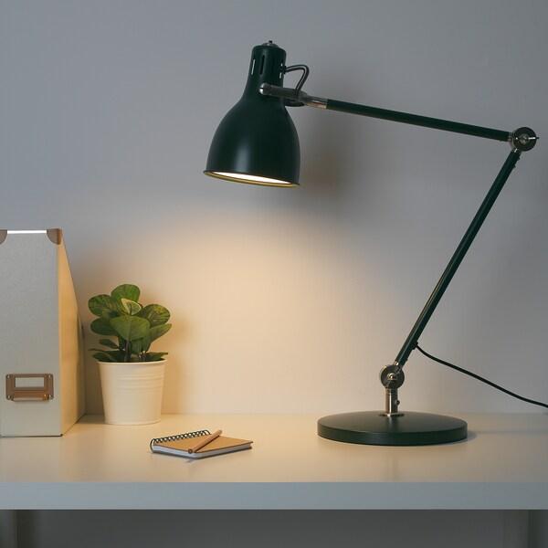 ARÖD Lampe de bureau, vert