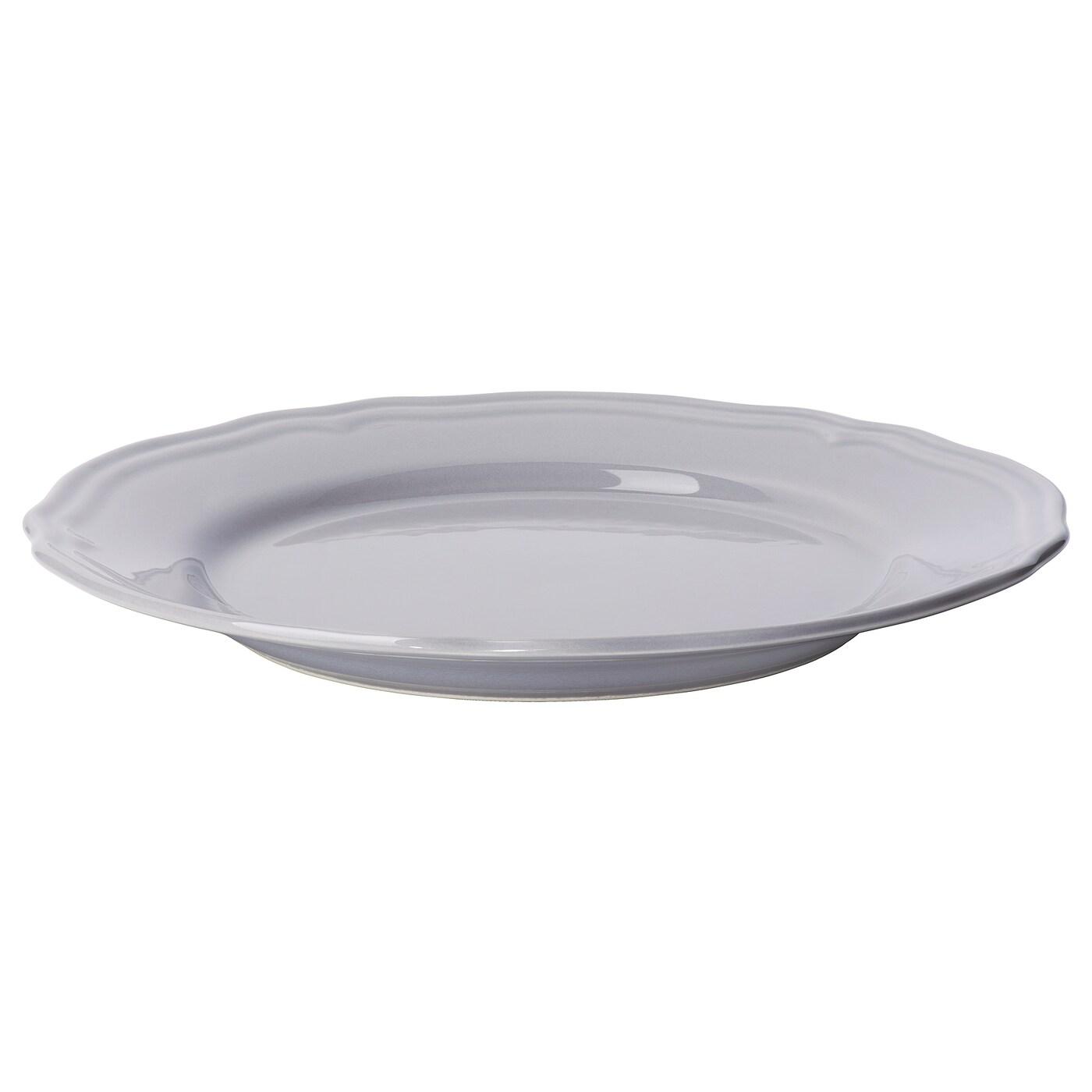 Arv assiette mauve fa ence 28 cm ikea - Ikea vaisselle de table ...