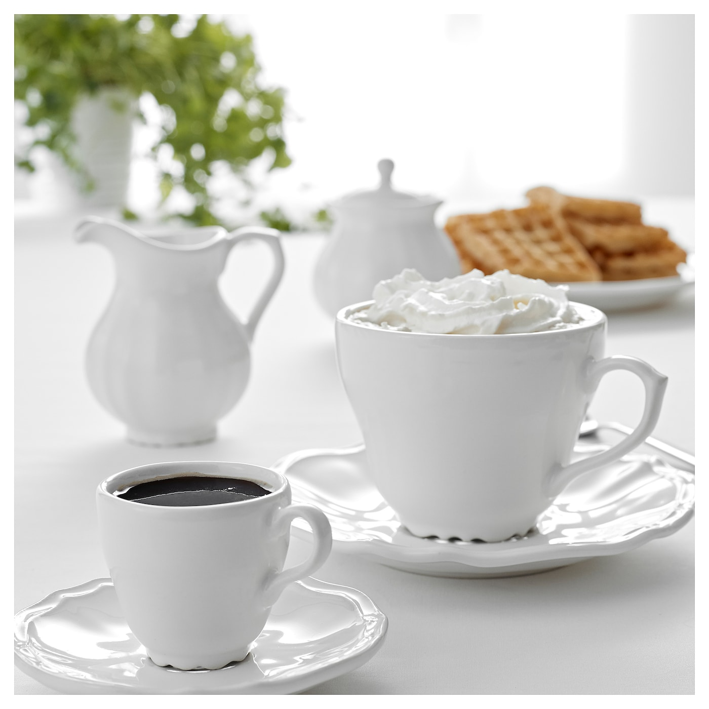 arv tasse caf et soucoupe blanc 20 cl ikea. Black Bedroom Furniture Sets. Home Design Ideas