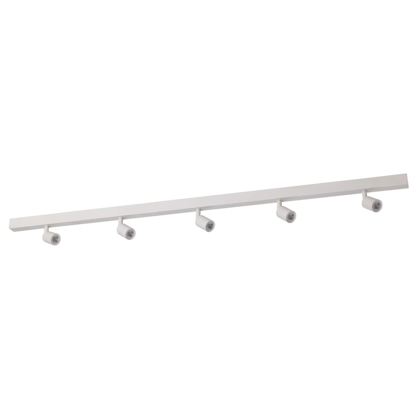 rail d 39 clairage rail plafond ikea. Black Bedroom Furniture Sets. Home Design Ideas